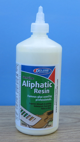 Aliphatic & Wood Glues