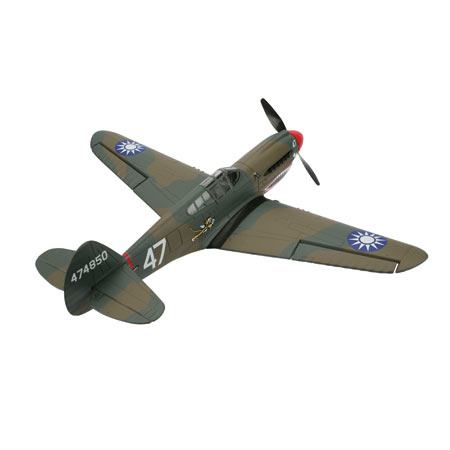 E-Flite P-40 Warhawk