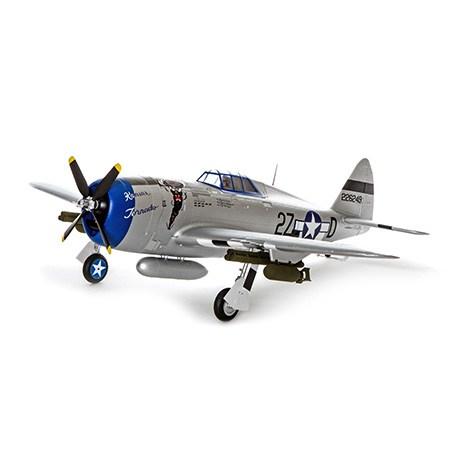 E-Flite P-47D Razorback