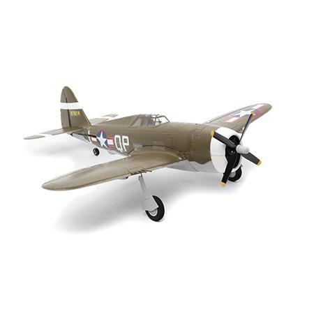 E-Flite UMX P-47 BL