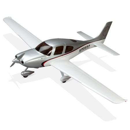 Hangar 9 Cirrus SR22T