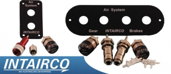 Intairco Air & Retract System Components