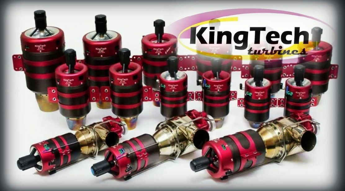 KingTech Turbines