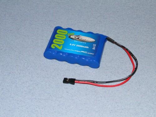 NiMH & NiCd Battery Packs