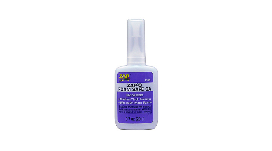 Foam Safe Glues