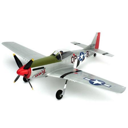 Parkzone Micro P-51D