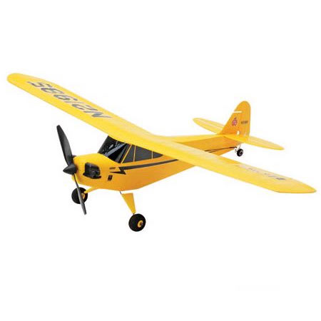 Parkzone Micro J-3 Cub