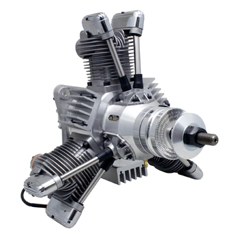 Saito Engines Four-Stroke Glow & Four-Stroke Petrol