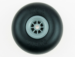 Dubro Smooth Low Bounce Wheels