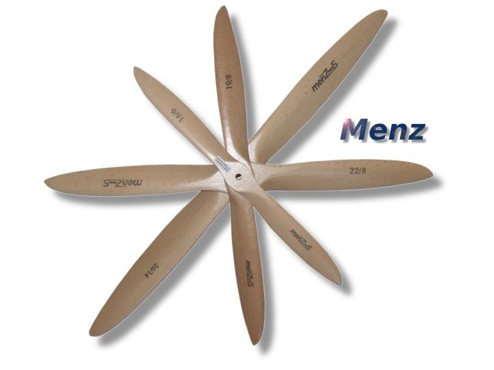 Menz S Wooden Propellers