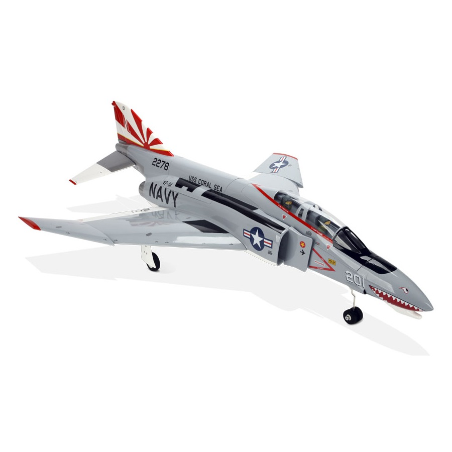 E-Flite F-4 Phantom 32DF