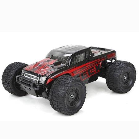 ECX 1/18 Ruckus 4WD