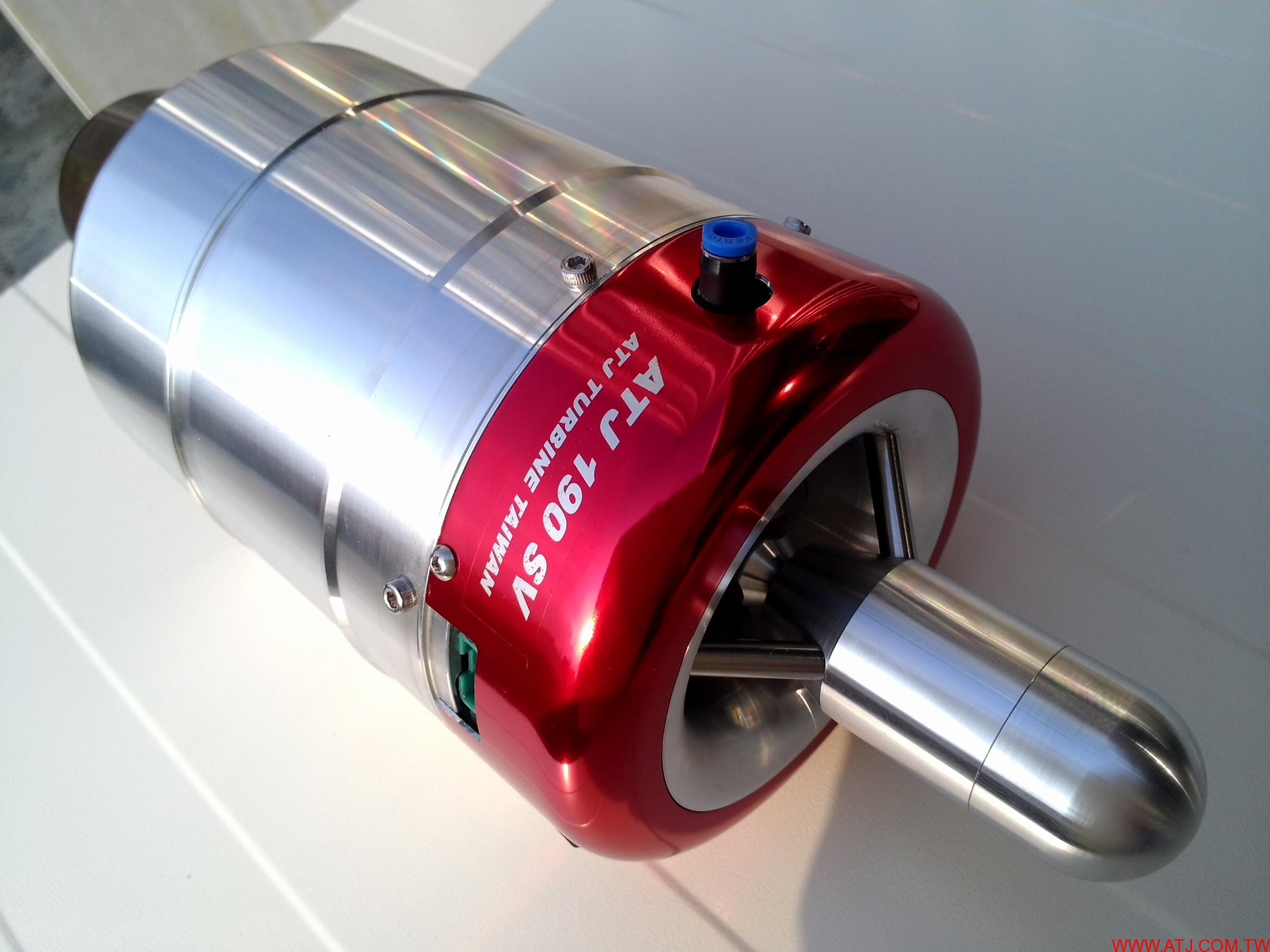 ATJ Turbines Nexus Modelling Supplies