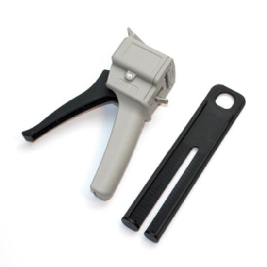 2 Part Epoxy Gun : Glue gun applicator for loctite hysol epoxy cartridge