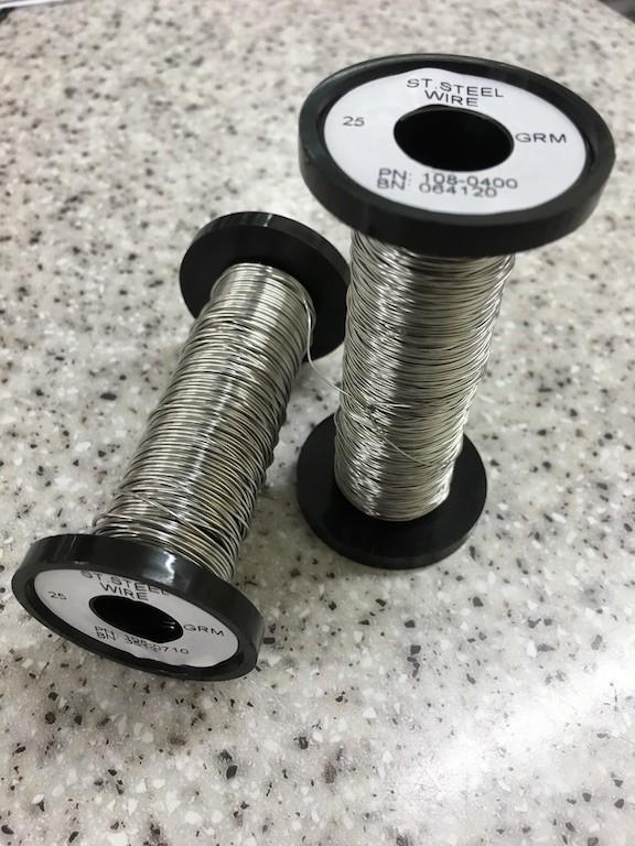 Stainless Steel Lock Wire : Stainless steel safety lock wire mm nexus modelling