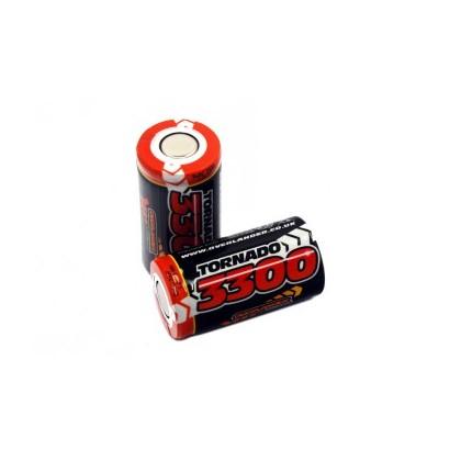 SubC Nimh Cell 3300mah 1.2v Premium Sport from Overlander sub c single cell battery