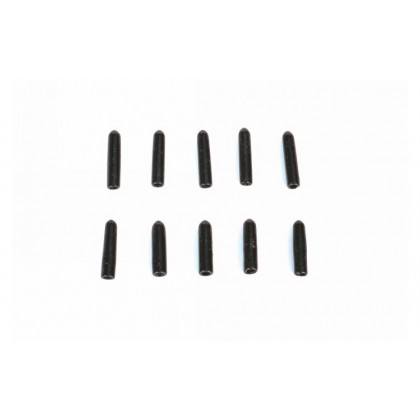 Decorative Switch Caps Black Long (10 pcs) 33001.50