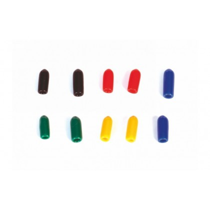Decorative Switch Caps Multi-Coloured Short (10 pcs) 33001.53