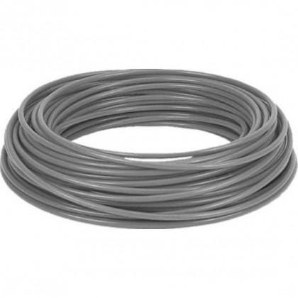 3mm Silver Festo Tube for QS Fittings / Connectors Festo PUN-H-3X0,5-SI