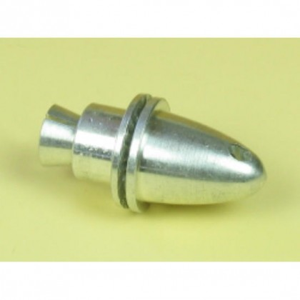 2.0mm Prop Adaptor With Spinner (Prop 8.5mm) By J Perkins 4447420