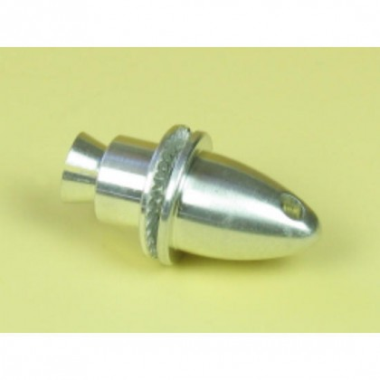 3.0mm Prop Adaptor With Spinner (Prop 9.5mm) By J Perkins 4447425