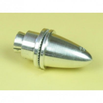 4.0mm Prop Adaptor With Spinner (Prop 11mm) By J Perkins 4447440