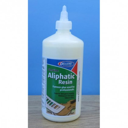 Aliphatic Resin Wood Glue 500g from Deluxe Materials
