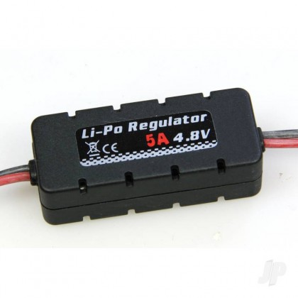 EnErG LiPo Regulator 4.8 Volt (5 amp) 5509888