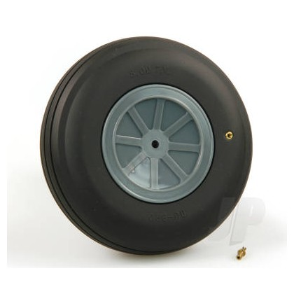 Dubro Large Treaded Inflatable Wheel 5 (1) DB500Tv