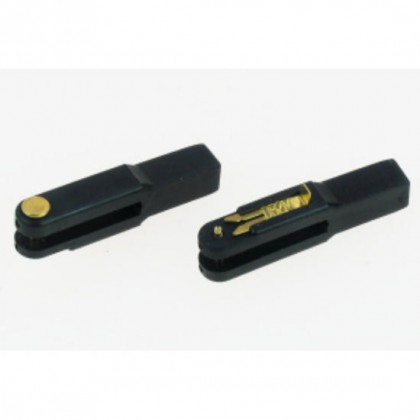 DB819 2mm SAFETY LOCK KWIK LINK from Dubro 5513819