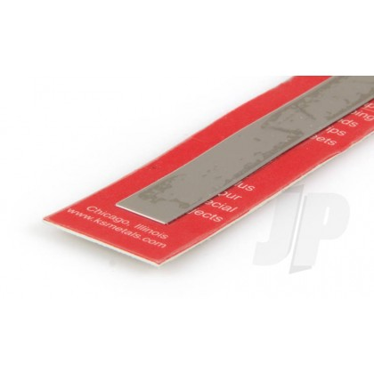 K&S .012 x 1/2 Stainless Steel Strip 87151