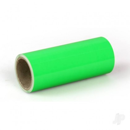 Oratrim Roll Fluorescent Green (41) 9.5cmx2m