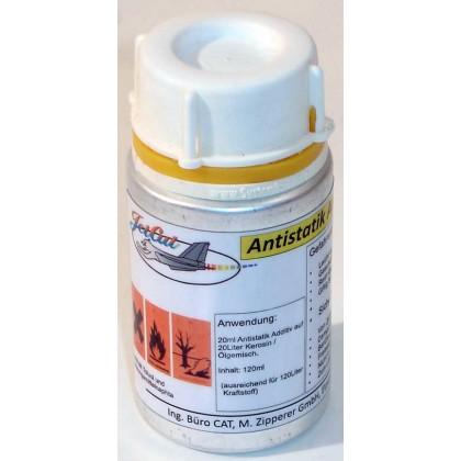JetCat Turbine Antistatic Fuel Additive 120ml 61198-00