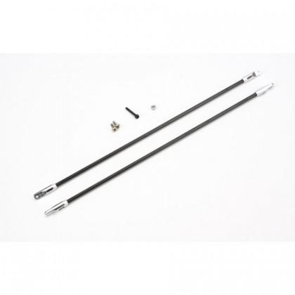 Blade 400/450D Tail Boom Aluminium Brace/Support Set BLH1661A