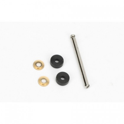 Blade mCP X  Feathering Spindle with O-rings and Bushings BLH3513