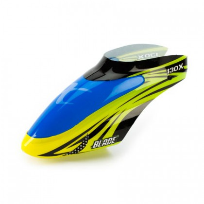Blade 130X Stock Canopy BLH3722
