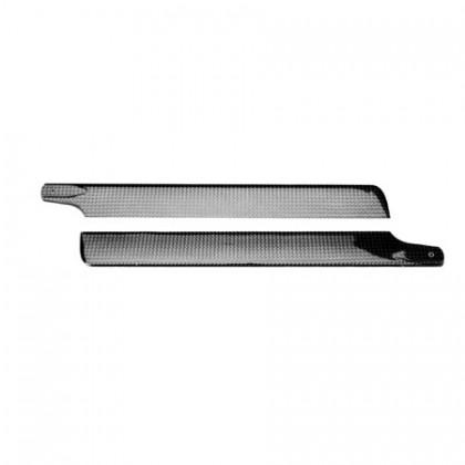 Blade 300X / SR 245mm Carbon Fibre Main Rotor Blade set BLH4501C