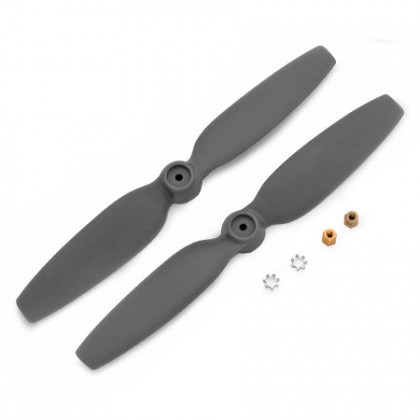 Blade 200 QX Grey Propellers (2) BLH7707