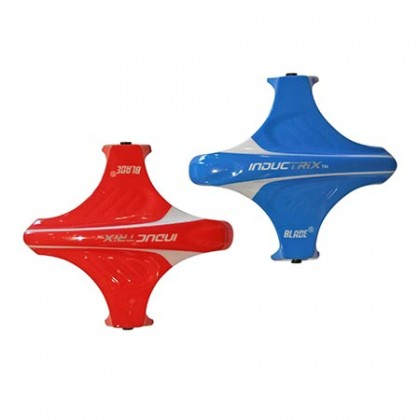 Blade Canopy set Red & Blue: Inductrix BLH8704