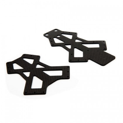 Blade Frame Set: 250 QX FPV BLH8901