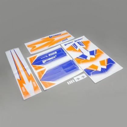 E-Flite Decal Sheet: Ultimate 2 EFL108014