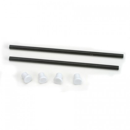 E-Flite Apprentice Wing Hold Down Rods with Caps EFL2737