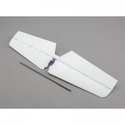 E-Flite Horizontal Stabilizer w/tube: Timber EFL5259
