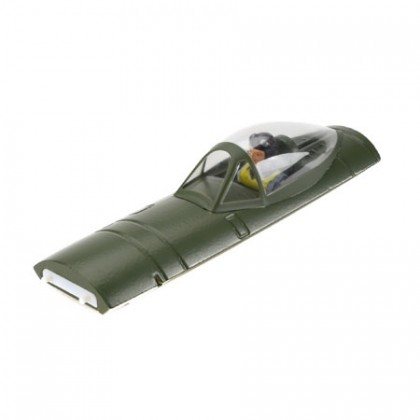 E-Flite Top Hatch with Canopy and Pilot: P-47D Thunderbolt EFL6803