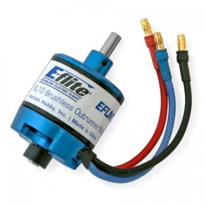 E-Flite BL10 Brushless Outrunner Motor 1250 Kv EFLM7225