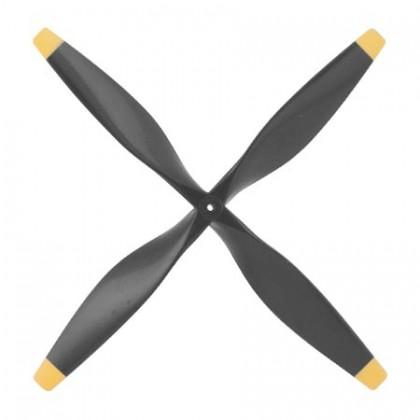 E-Flite 100 x 100mm 4 Blade Propeller EFLUP1001004B