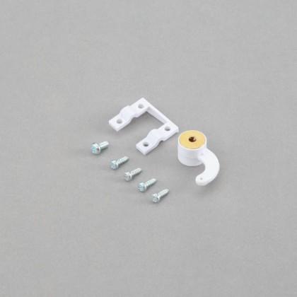 Hobbyzone Nose Gear Arm & Mounting Strap: Mini Apprentice S HBZ3109