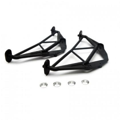 Losi Body Mounts Front/Rear: MTXL LOS250011
