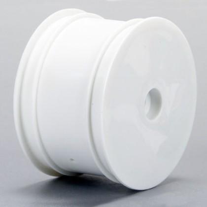 Losi Mini 8ightT White Front & Rear Wheel Set (4) LOS41003