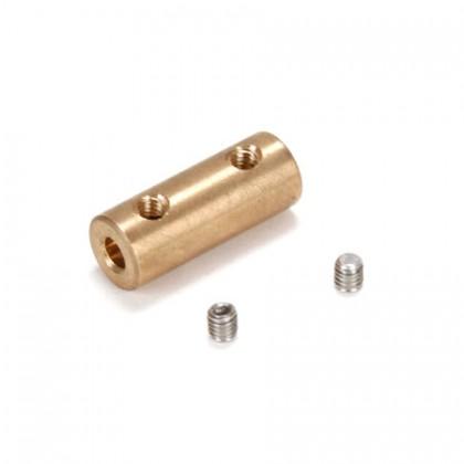 ProBoat Motor Coupler 3.3mm(Motor)/3mm (Flexshaft)